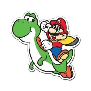 SUPER MARIO BROTHERS   Nintendo   Sticker Decal   #S220