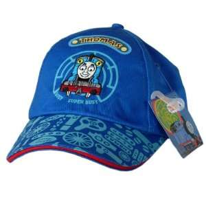Tank Engine Super Busy Blue Child Cap Thomas the Tank Kids Hat: Toys
