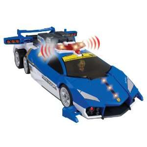 Tomy Tomica HCR Police Launcher Toys & Games