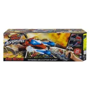 Air Hogs Adventures   Fire (red)  Toys & Games