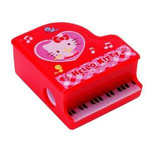 Japanese Sanrio Hello Kitty Pencil Sharpenerpiano  Toys & Games