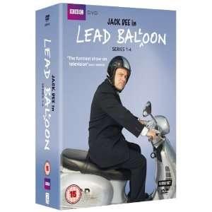 DVD Box Set, Lead Balloon   Series One to Four Movies & TV