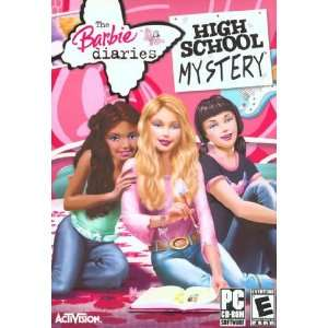 Barbie Diaries High School Mystery Toys & Games
