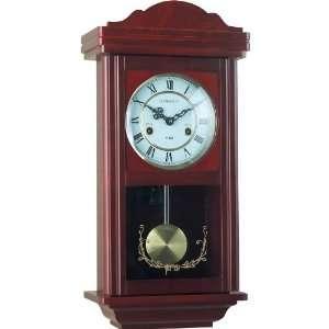 KasselTM 31 Day Wood Wall Clock:  Home & Kitchen