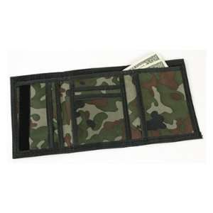 6 Army Camouflage Wallets Toys & Games
