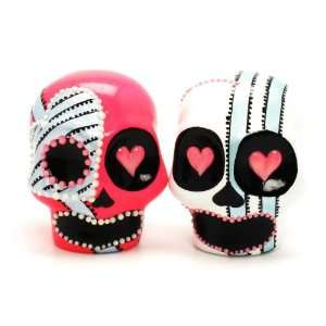 Los Muertos Wedding Cake Toppers Day of The Dead A00038 Gothic Wedding