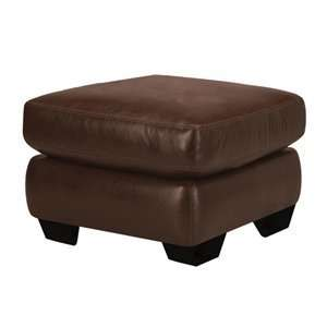 Leather Living Arizona 8000 Gold Ottoman  Home & Kitchen