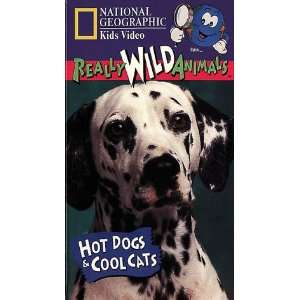 Wild Animals Hot Dogs and Cool Cats [VHS] Really Wild Animals