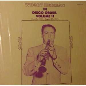 in disco order, vol. 11 LP WOODY HERMAN Music