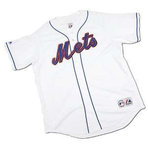 New York Mets Youth Replica MLB Game Jersey (Large