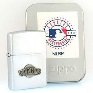 MLB Zippo Lighter   San Francisco Giants