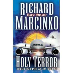Holy Terror (Rogue Warrior) [Hardcover]