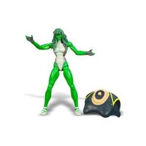 Marvel Legends Blob Series She Hulk Action Figure  Toys & Games