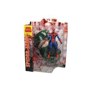 Diamond Select Marvel Select Spider Man Action Figure Toys & Games