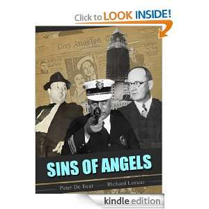 Sins of Angels: Richard Loncar, Peter De Bear:  Kindle