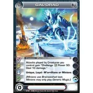 Chaotic Trading Card Game Turn of the Tide Single Card Common #32 Gal