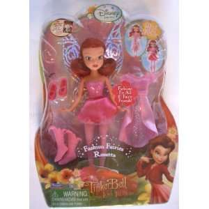 Disney Fairies Tinkerbell & The Lost Treasure Fashion