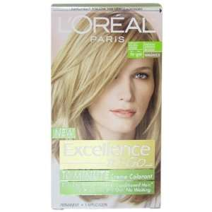 Excellence To Go Hair Color 7 1/2A Medium Ash Blonde 2 Pack: Beauty