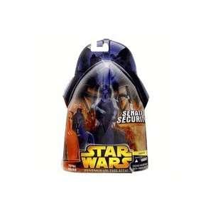 Star Wars E3 Revenge of the Sith Action Figure #23b Blue Royal Guard