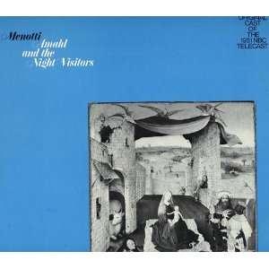 Menotti Amahl & The Night Visitors Thomas Schippers Music