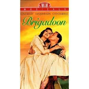 Brigadoon [VHS] Gene Kelly, Van Johnson, Cyd Charisse