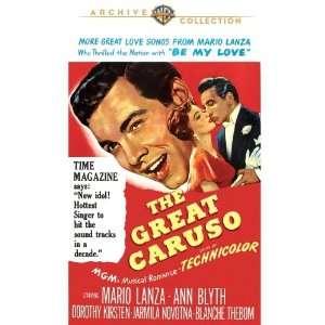 The Great Caruso Mario Lanza, Ann Blyth, Dorothy Kirsten