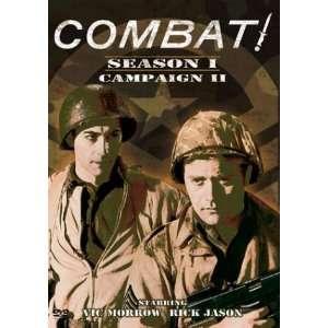 Combat   Season 1, Campaign 2 Vic Morrow, Rick Jason