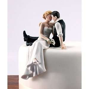 Romantic Wedding Cake Topper   The Look of Love: Home & Kitchen