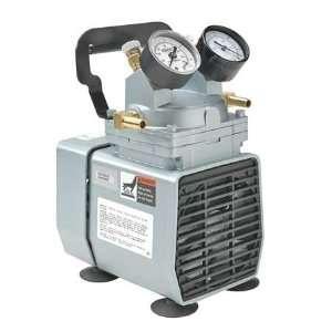 GAST DOA P704 AA Compressor/Vacuum Pump,1/8 HP,115 VAC