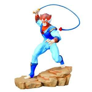 Cast Thundercats on Thundercats Tygra Cold Cast Porcelain 10 Inch Statue  Toys   Games