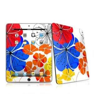 Hibiscus Dance Design Protective Decal Skin Sticker for