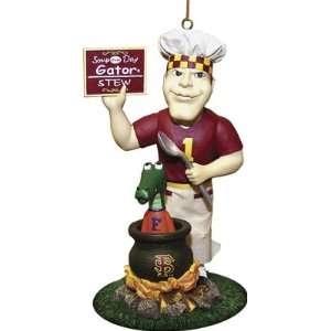 Florida State Seminoles Team Soup of the Day Ornament NCAA