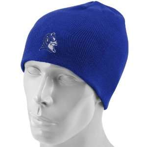 Top of the World Duke Blue Devils Navy Easy Does It Knit