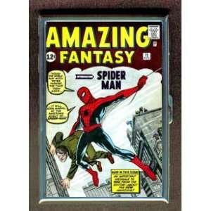 SPIDER MAN AMAZING FANTASY 15 ID CIGARETTE CASE WALLET