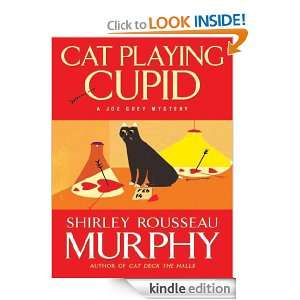 Cat Playing Cupid A Joe Grey Mystery (Joe Grey Mysteries) Shirley