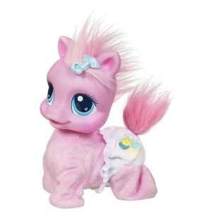 My Lile Pony Crawling Newborn Pinkie Pie  oys & Games