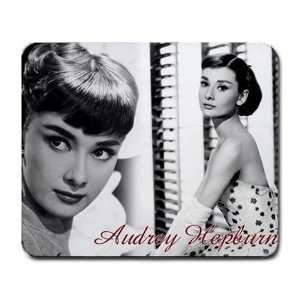 Audrey Hepburn Large Mousepad mouse pad Great unique Gift