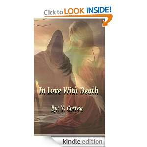 In Love With Death Y Correa  Kindle Store