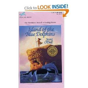 Island of the Blue Dolphins (9780440900429): Scott ODell