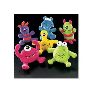 Foam Monster Mask Craft Kits (1 dz)  Toys & Games