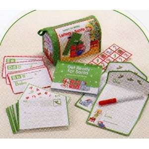 Learn to Write Letters to Santa Activity Set : Toys & Games :