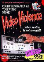 Video Violence 1 & 2   Double Feature DVD Cover Art