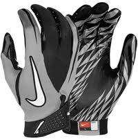 Nike Youth Vapor Jet Football Receiver Gloves Tough and Lightweight