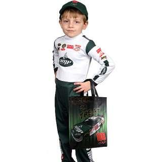 Trevco Dale Earnhardt, Jr. Amp Energy Uniform Driver Suit Kids (4 10