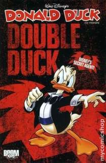 Duck and Friends Double Duck TPB (2010 Boom Studios) #1 1ST NM