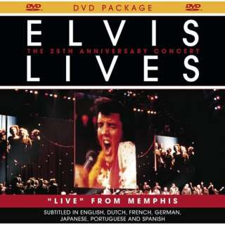 Elvis Lives The 25th Anniversary Concert (Music DVD), Elvis