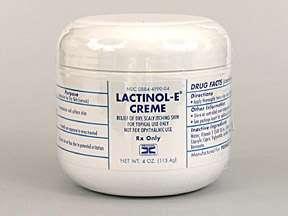 Picture LACTINOL E CREME 113.4GM  Drug Information  Pharmacy
