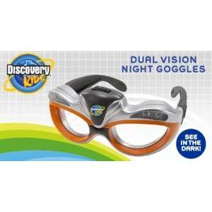 Discovery Kids Dual Vision Night Goggles: Toys & Games