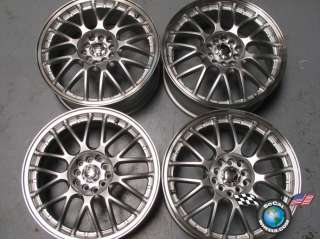 Accord Camry Scion 17 Wheels Rims 5x4.5 5x100 Corolla Matrix