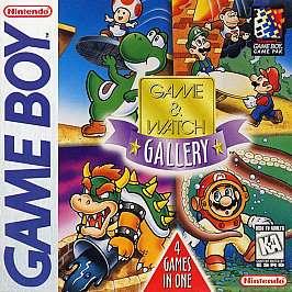 Game Watch Gallery Nintendo Game Boy, 1997